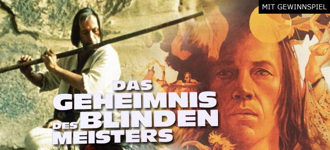 Das Geheimnis des blinden Meisters © Cherrybomb Film