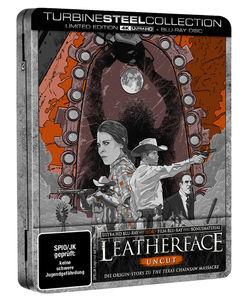 Leatherface in der Turbine Steel Collection © Turbine Medien