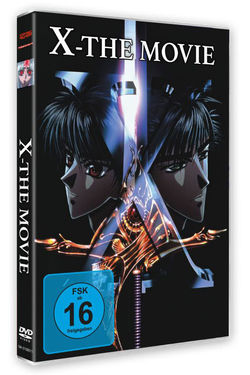 "X - The Movie ©  ©1996 CLAMP/""X"" Production Committee"