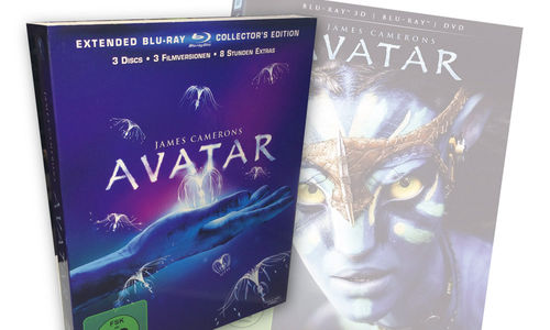 Avatar Blu-ray und 3D Blu-ray © Twentieth Century Fox
