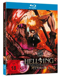 Hellsing Ultimate VI © 2006 Kouta Hirano SHONEN GAHOSHA Co. LTD. / WILD GEESE