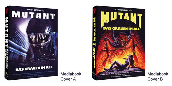 Mutant - Das Grauen aus dem All © Anolis Entertainment