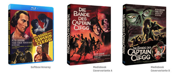 Die Bande des Captain Clegg © Anolis Entertainment